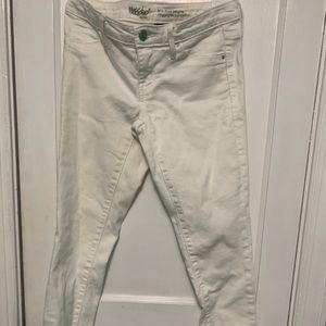 White Target Jeans